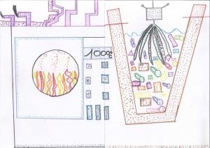 La combustion des déchets - Ecole de La Longueville